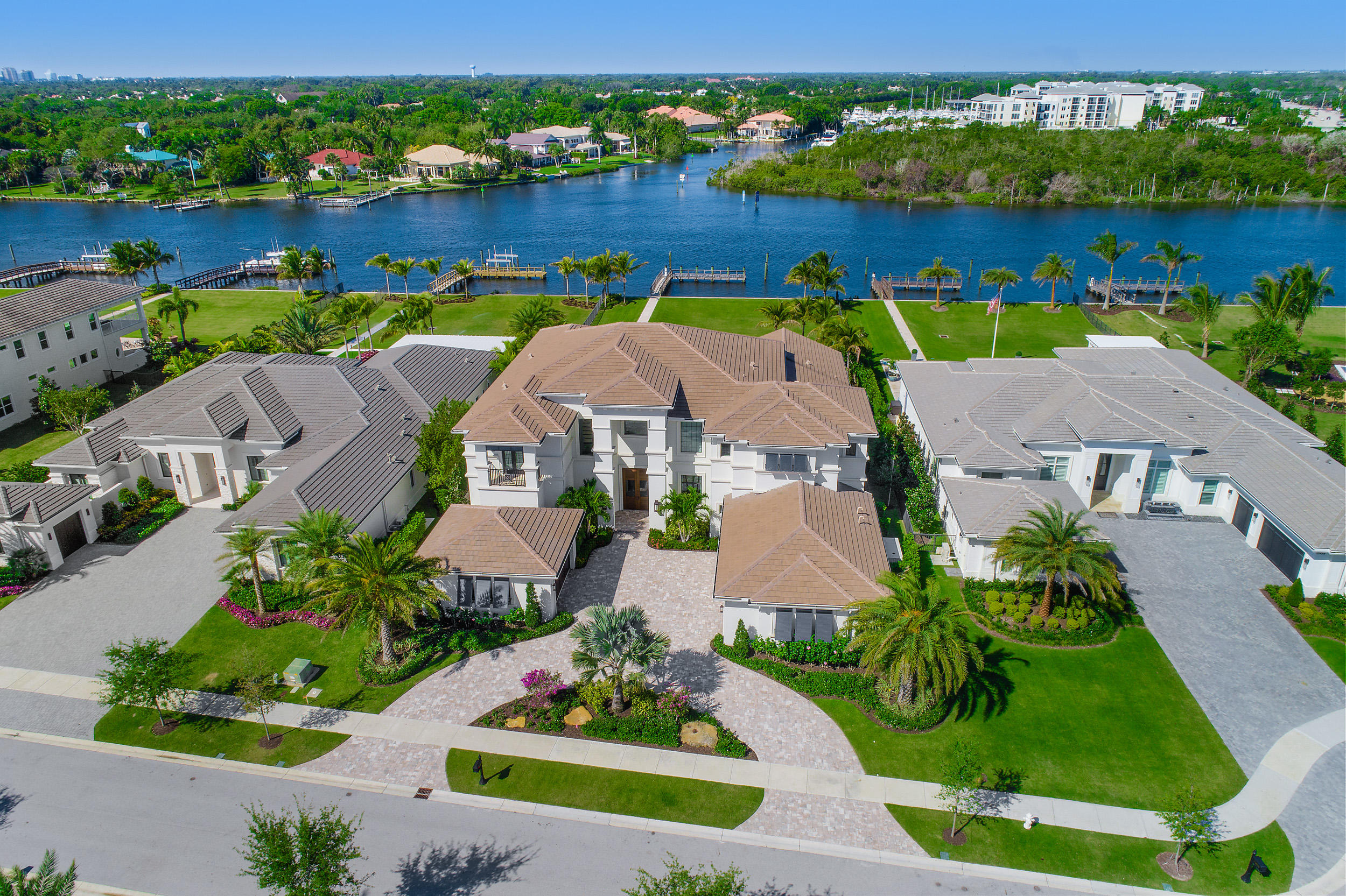 New Home for sale at 13951 Chester Bay Lane in North Palm Beach