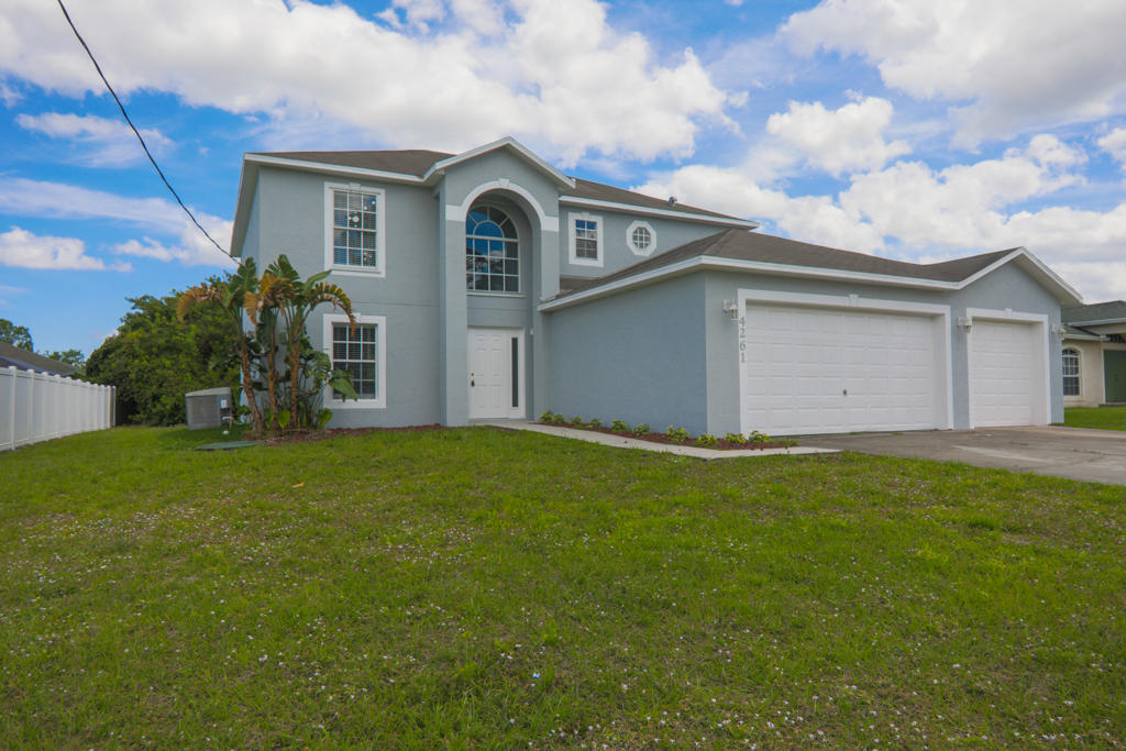 4261 SW Oblique Street, Port Saint Lucie, Florida