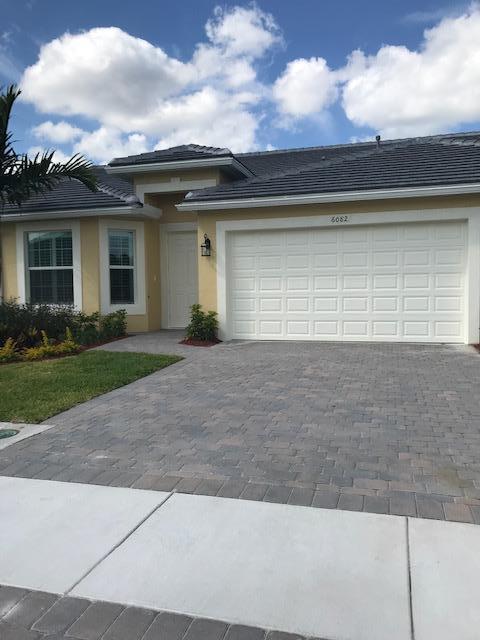 6082 NW Cullen Way, Port Saint Lucie, Florida