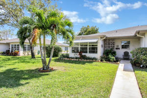 Property for sale at 1385 High Point Boulevard Unit: A, Delray Beach,  Florida 33445