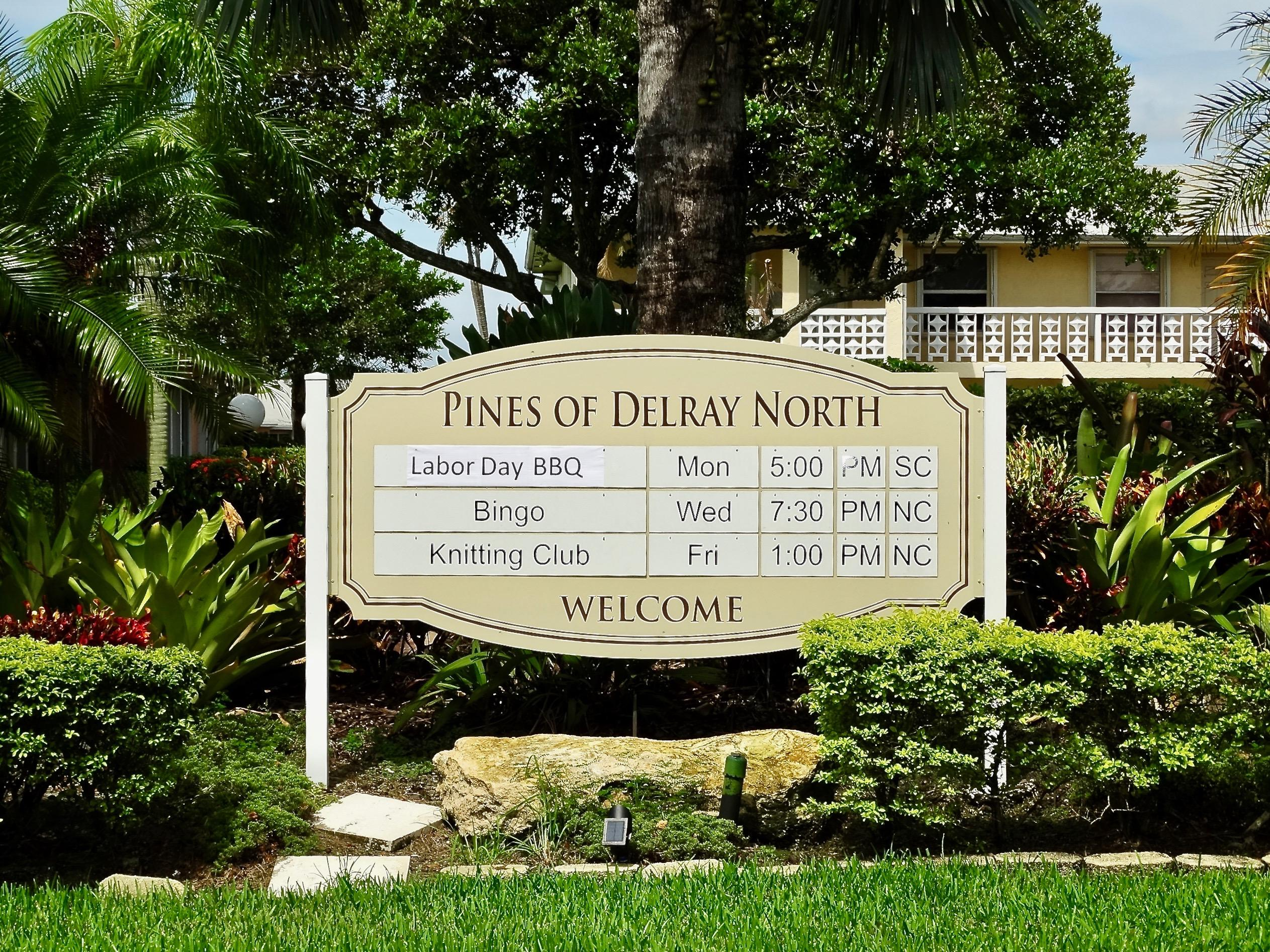 PINES OF DELRAY NORTH 3 COND  BLDG 90 UNIT 204