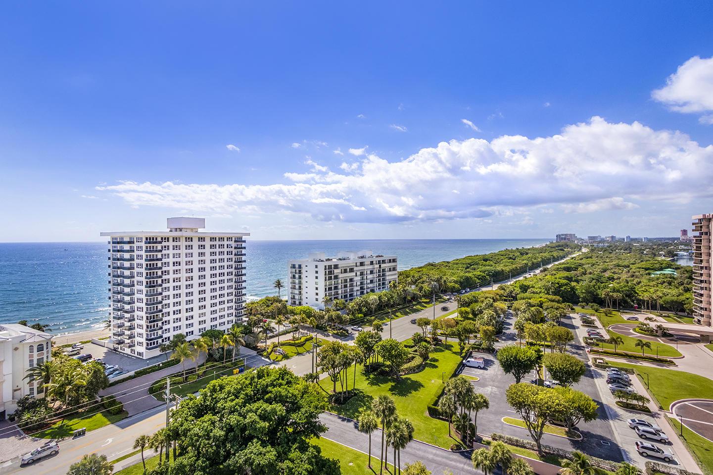 2121 N Ocean Boulevard 1605-E  Boca Raton FL 33431