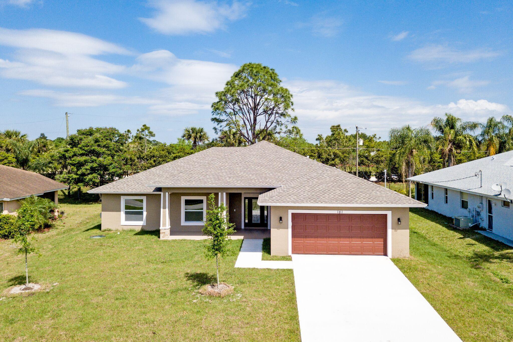 Photo of 181 SW Fairway Avenue, Port Saint Lucie, FL 34953