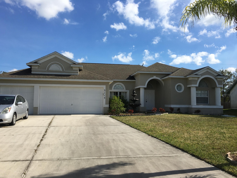 3113 SE Card Terrace, Port Saint Lucie, Florida