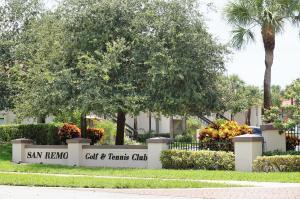 San Remo Golf & Tennis Club Condo