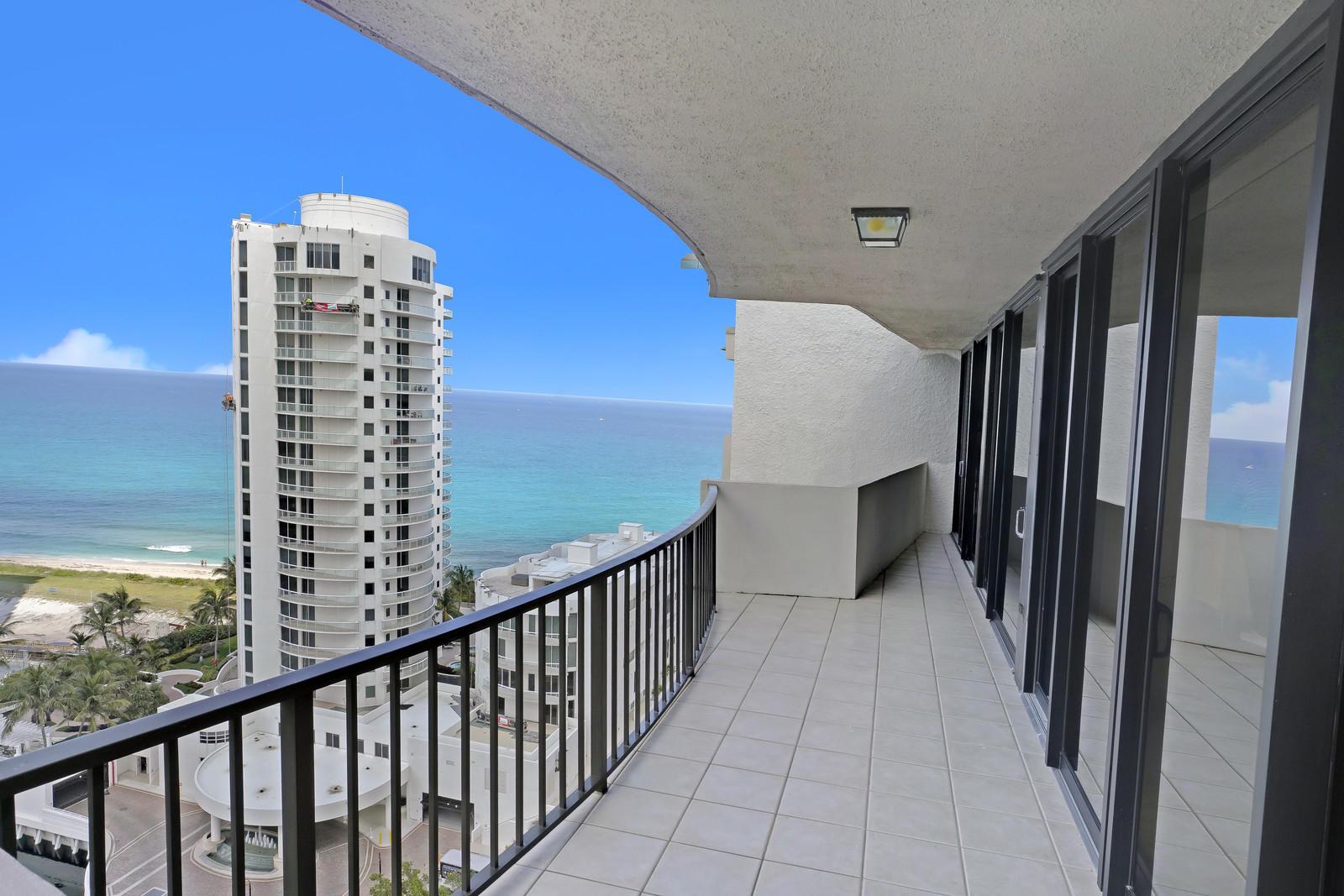 4200 N Ocean Drive 2-1805  Singer Island FL 33404