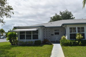 Property for sale at 1087 Cir Terrace Unit: A, Delray Beach,  Florida 33445