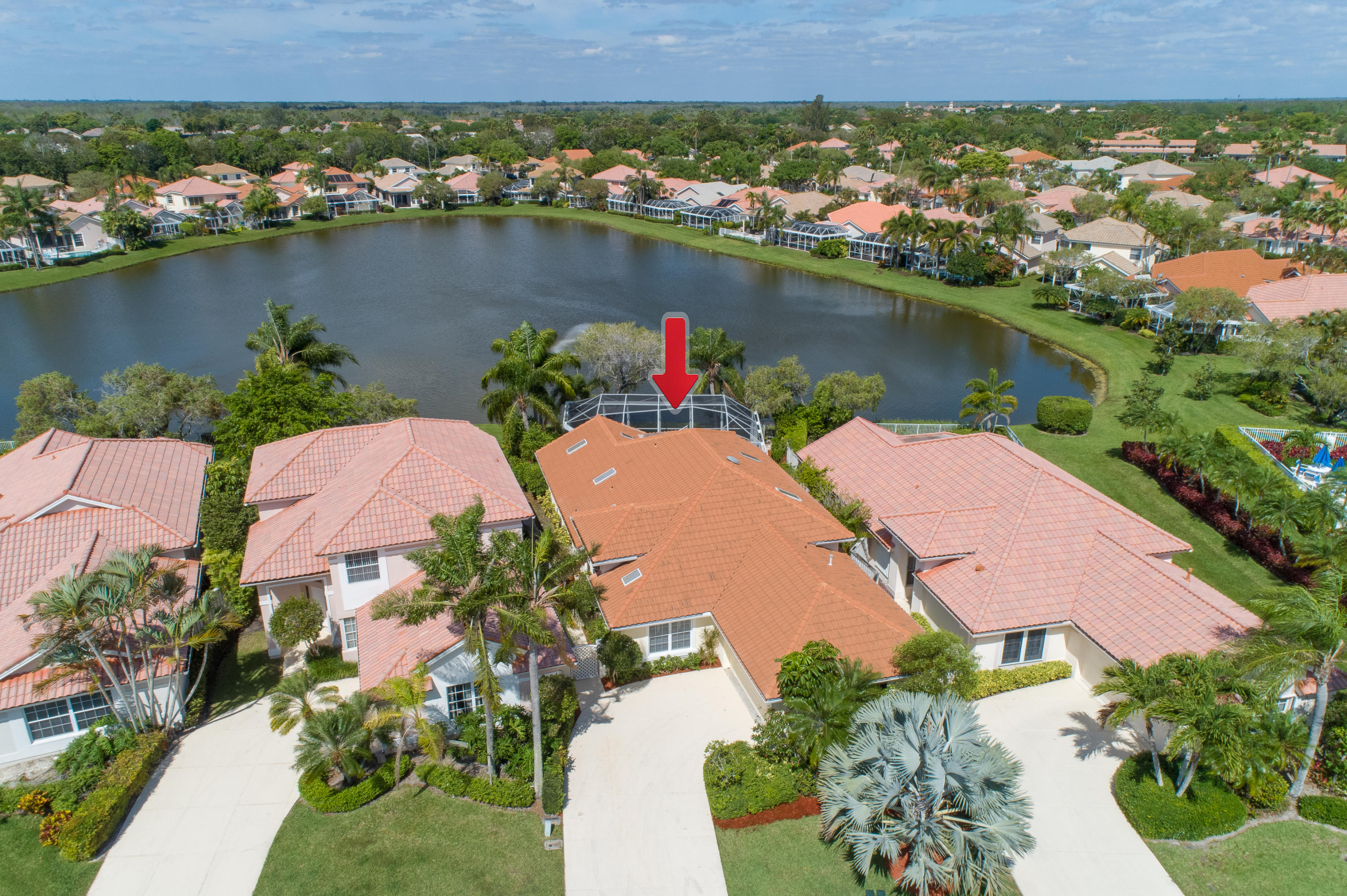 Home for sale in Pga National Resort & Spa Palm Beach Gardens Florida