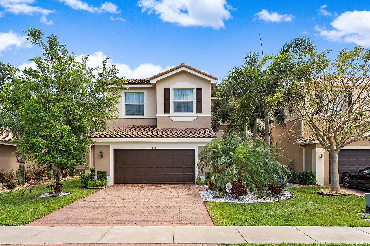 8170 Brigamar Isles Avenue  Boynton Beach FL 33473