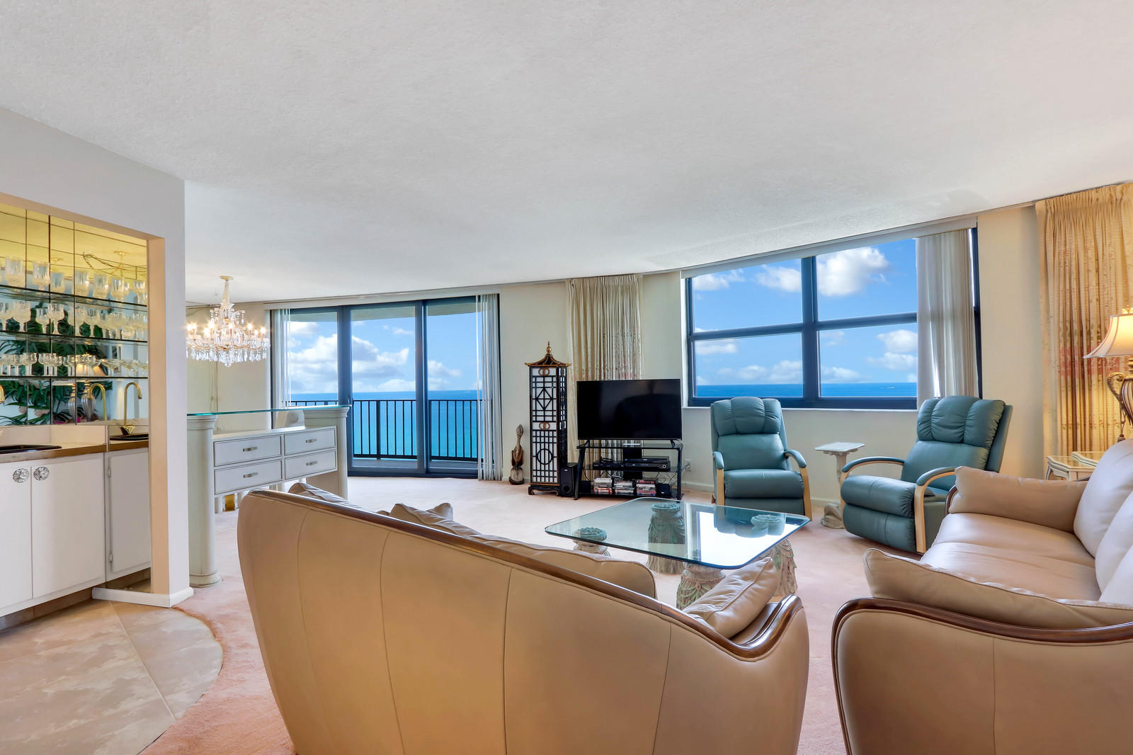 New Home for sale at 5420 Ocean Drive in Singer Island