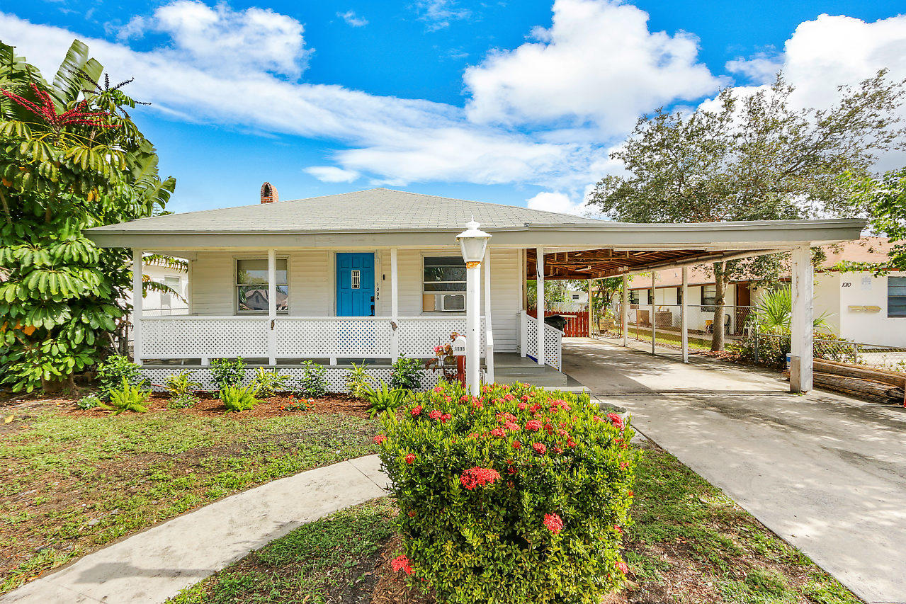 Home for sale in LAKE WORTH TOWN OF ADD 1 Lake Worth Beach Florida
