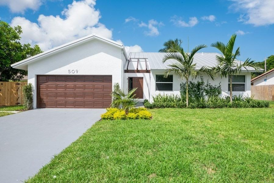 Home for sale in LAKE IDA MANOR ADD 2 Delray Beach Florida