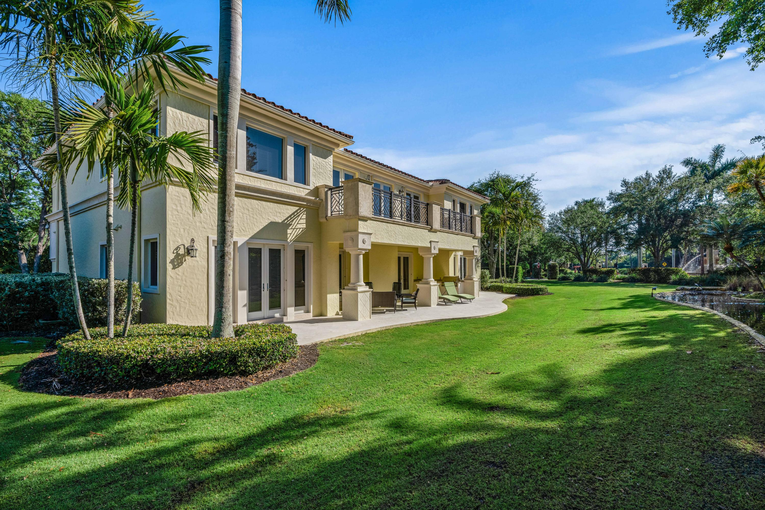 OLD PALM REALTY