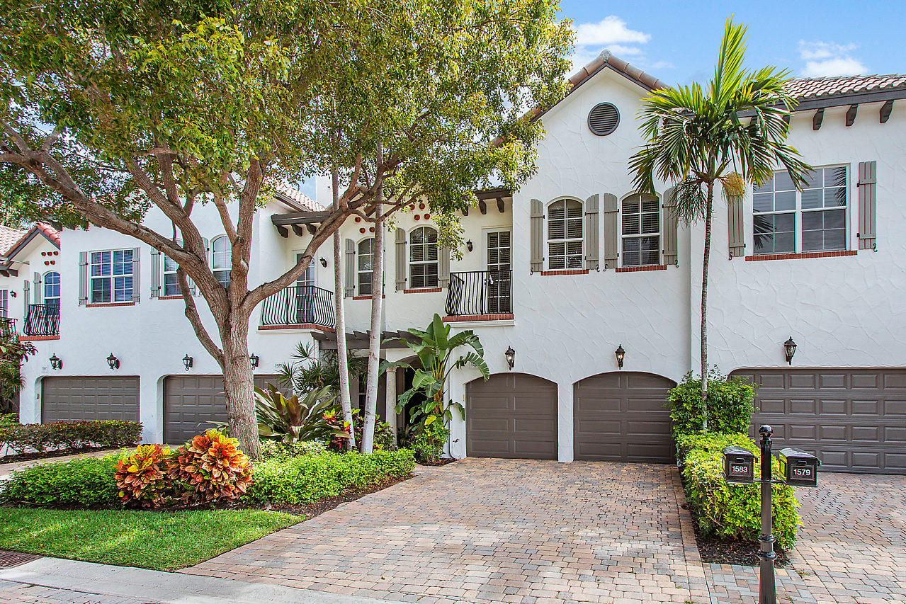 1583 Estuary Trail  Delray Beach, FL 33483