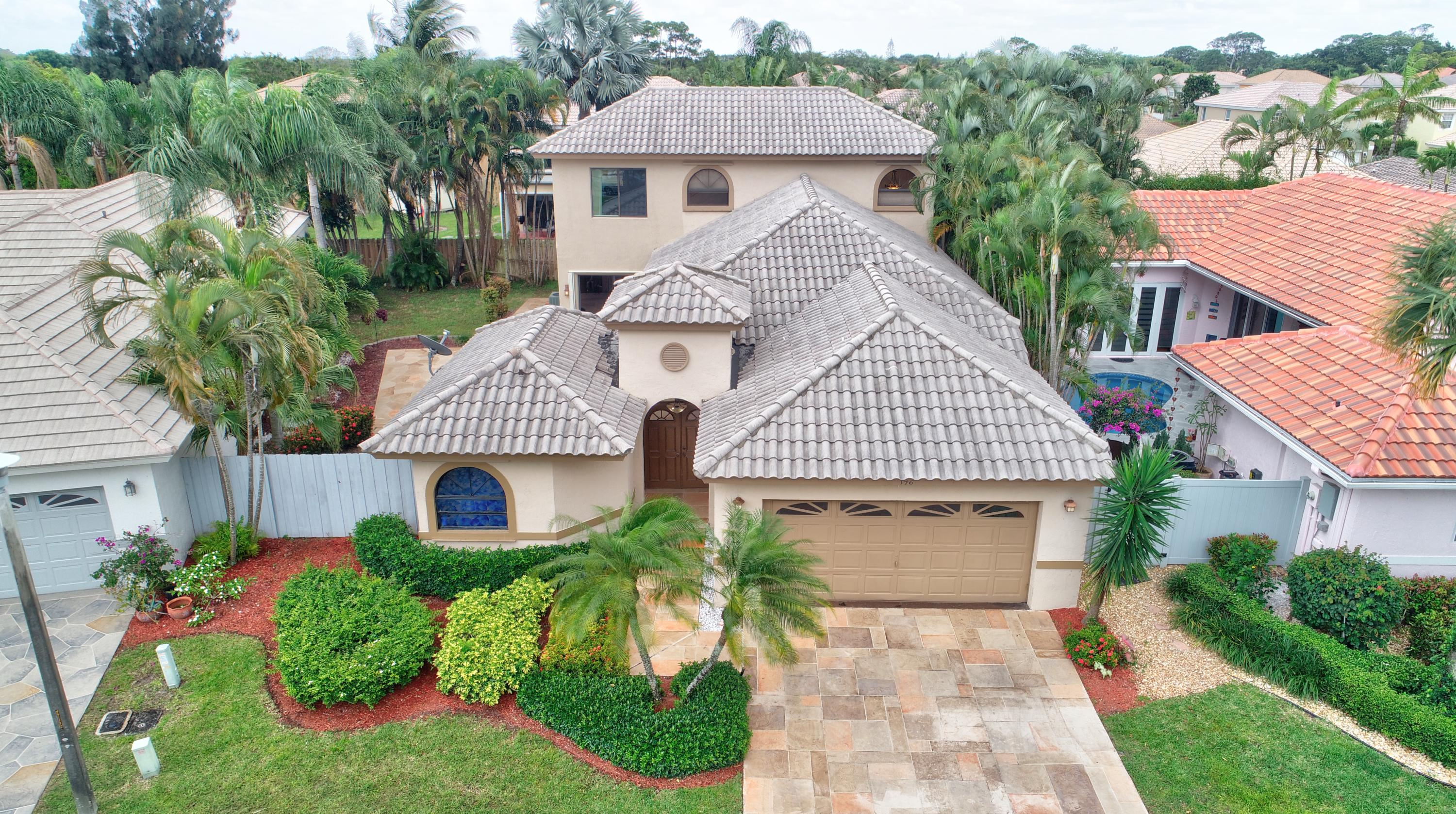 176  Orange Drive, Boynton Beach in Palm Beach County, FL 33436 Home for Sale