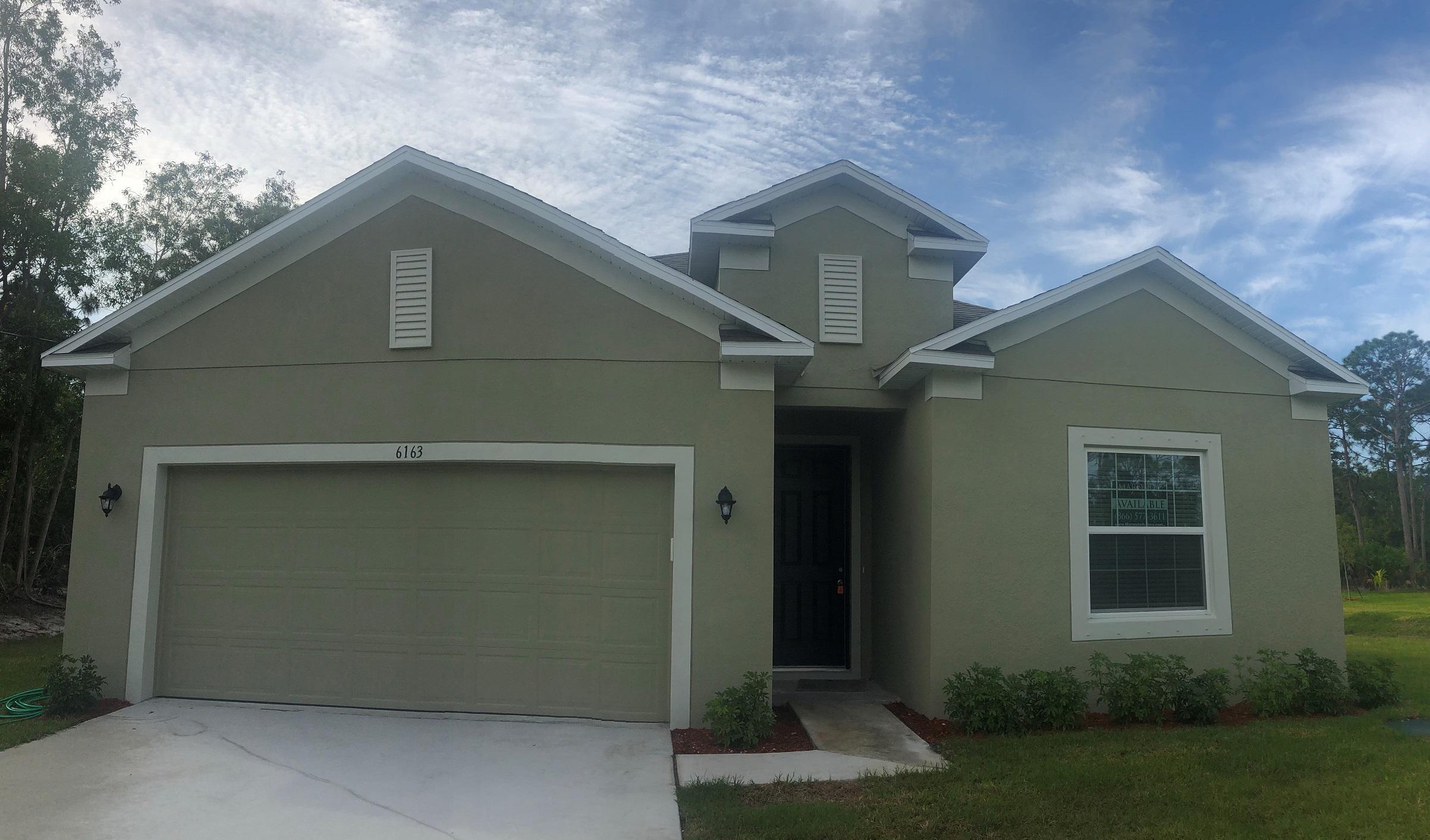 6163 NW East Deville Circle, Port Saint Lucie, Florida