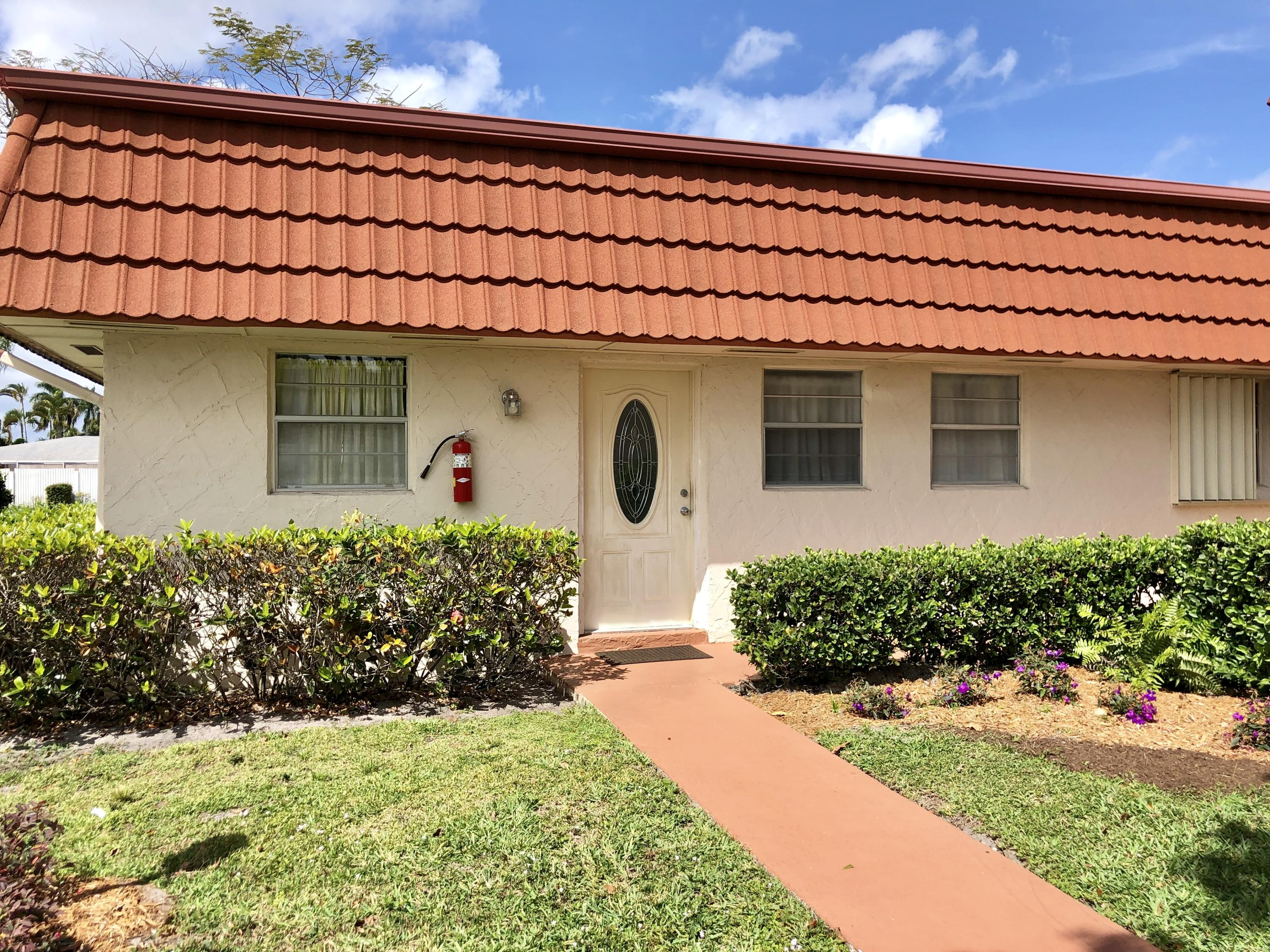 Home for sale in greenway village condo Royal Palm Beach Florida