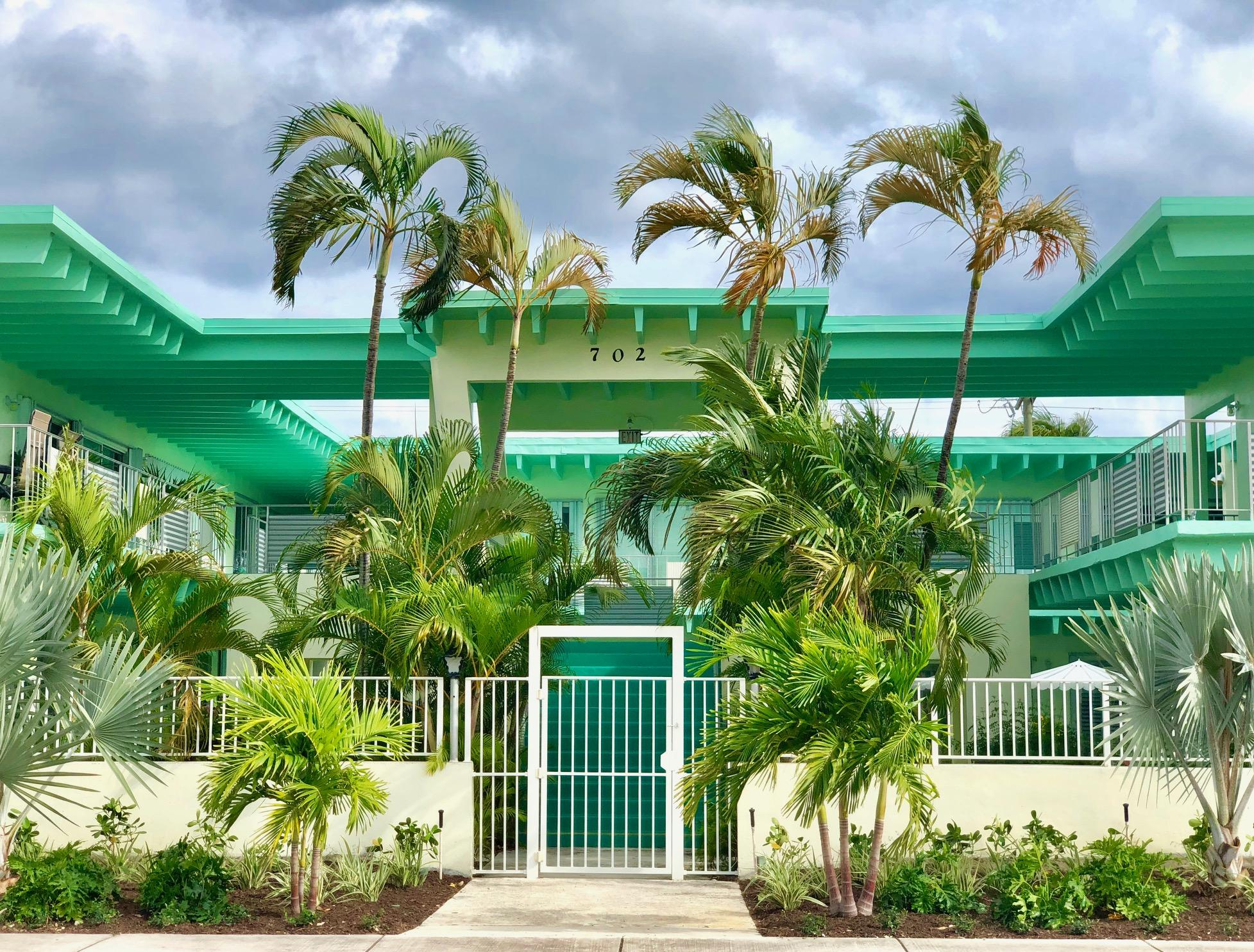 Home for sale in caribe co op apts inc Lake Worth Florida