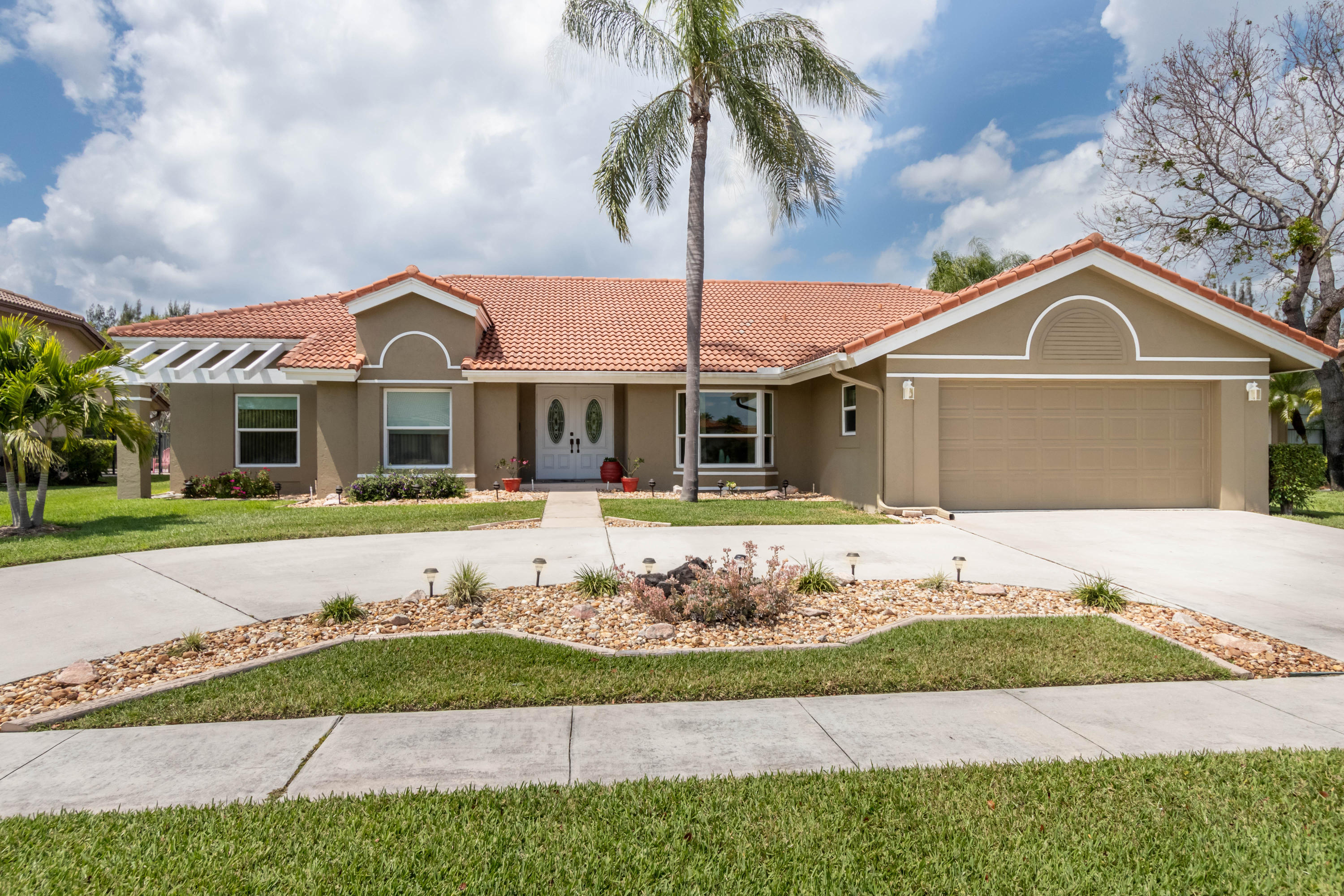 Home for sale in Loggers Run,island Lakes Boca Raton Florida