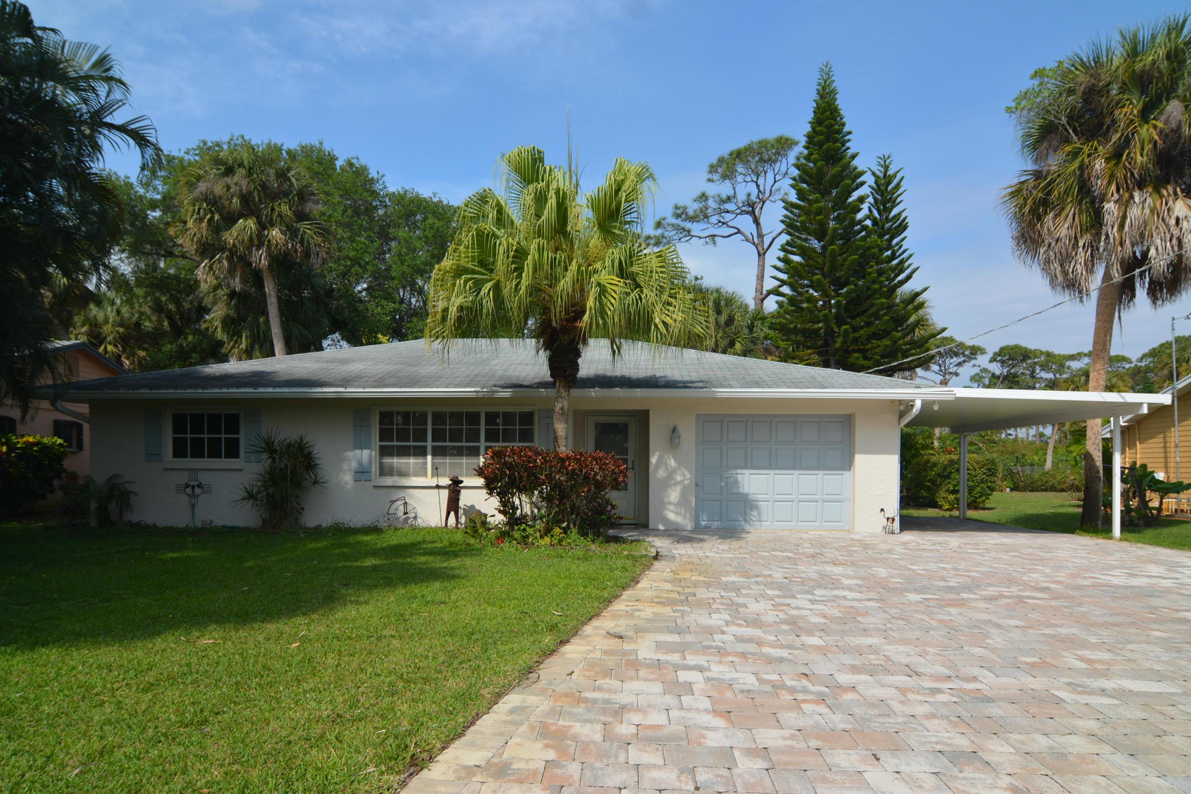 1136 Saint Lucie Boulevard, Stuart, Florida 34996, 3 Bedrooms Bedrooms, ,2 BathroomsBathrooms,A,Single family,Saint Lucie,RX-10519108