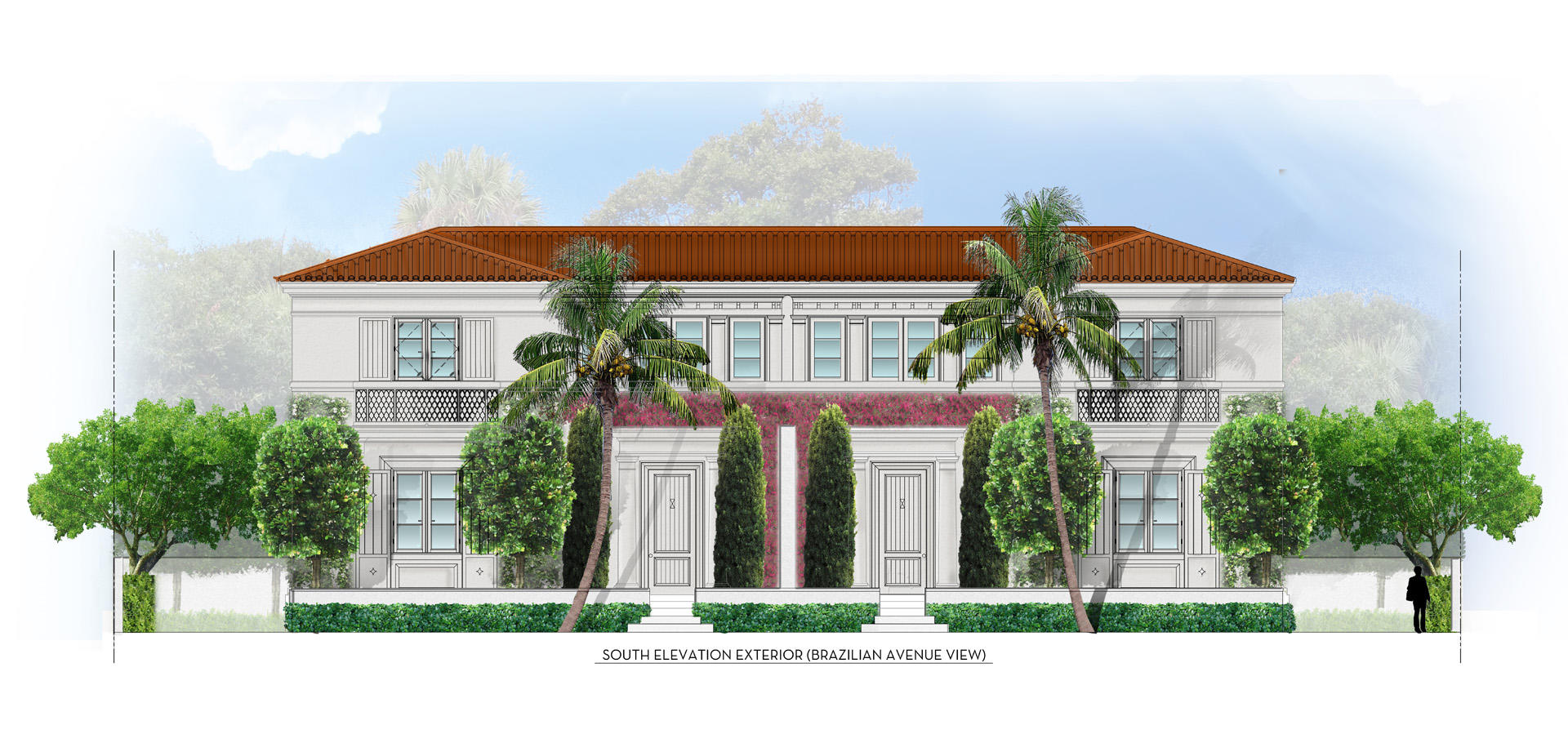 New Home for sale at 237 Brazilian Avenue in Palm Beach