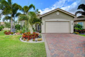 VALENCIA COVE home 8221 Pikes Peak Avenue Boynton Beach FL 33473