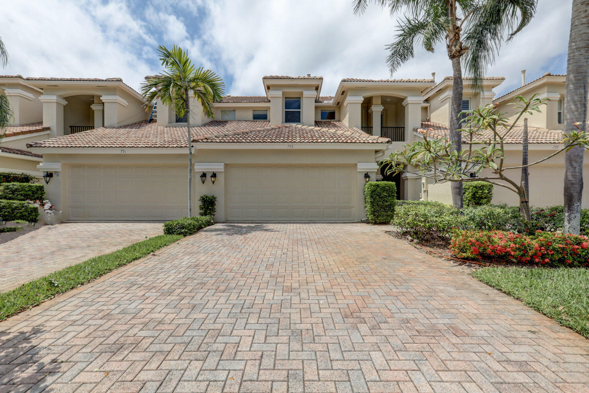 753 Cable Beach Lane, North Palm Beach, Florida 33410, 3 Bedrooms Bedrooms, ,2.1 BathroomsBathrooms,A,Townhouse,Cable Beach,RX-10520084