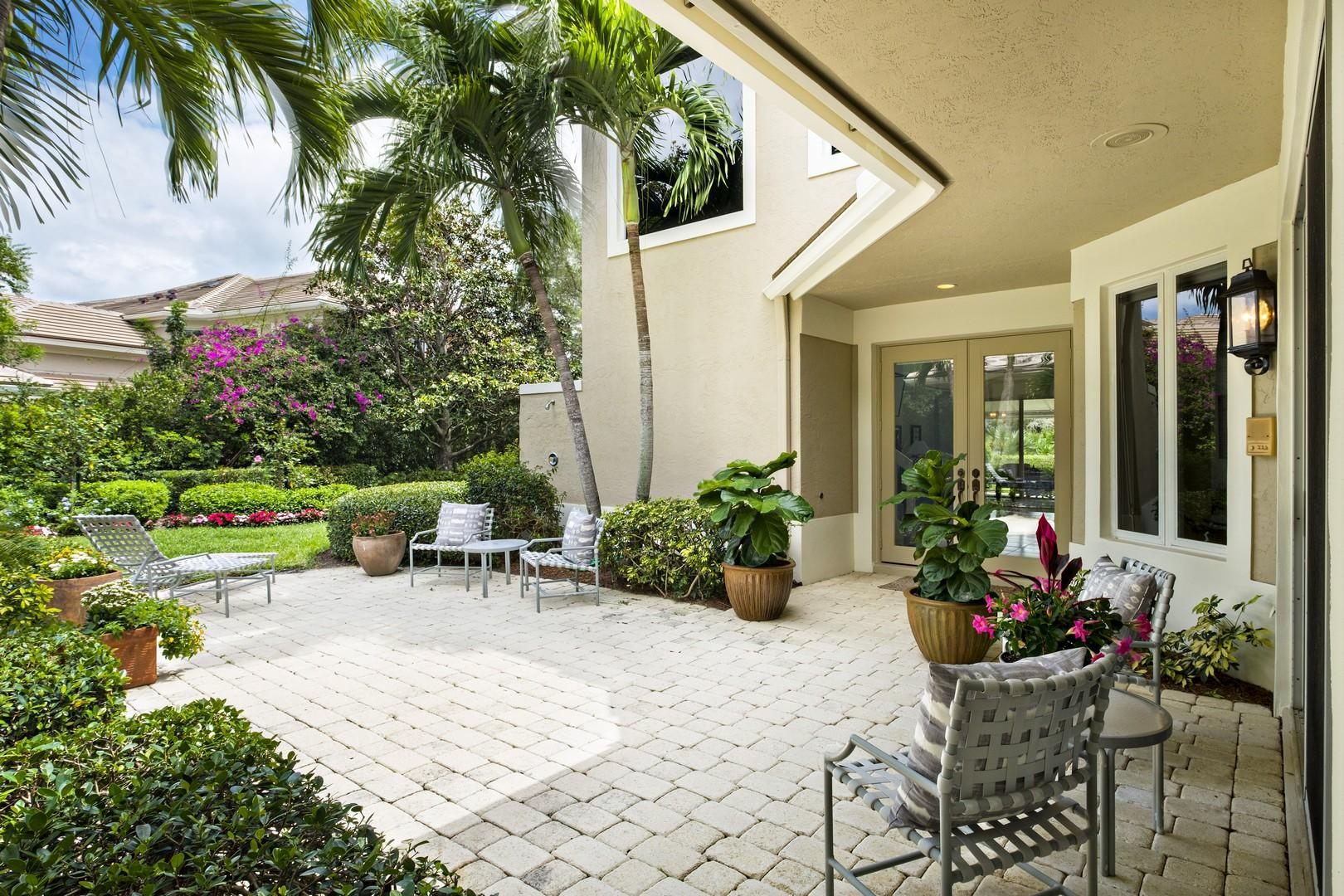 Home for sale in Jupiter Hills Tequesta Florida
