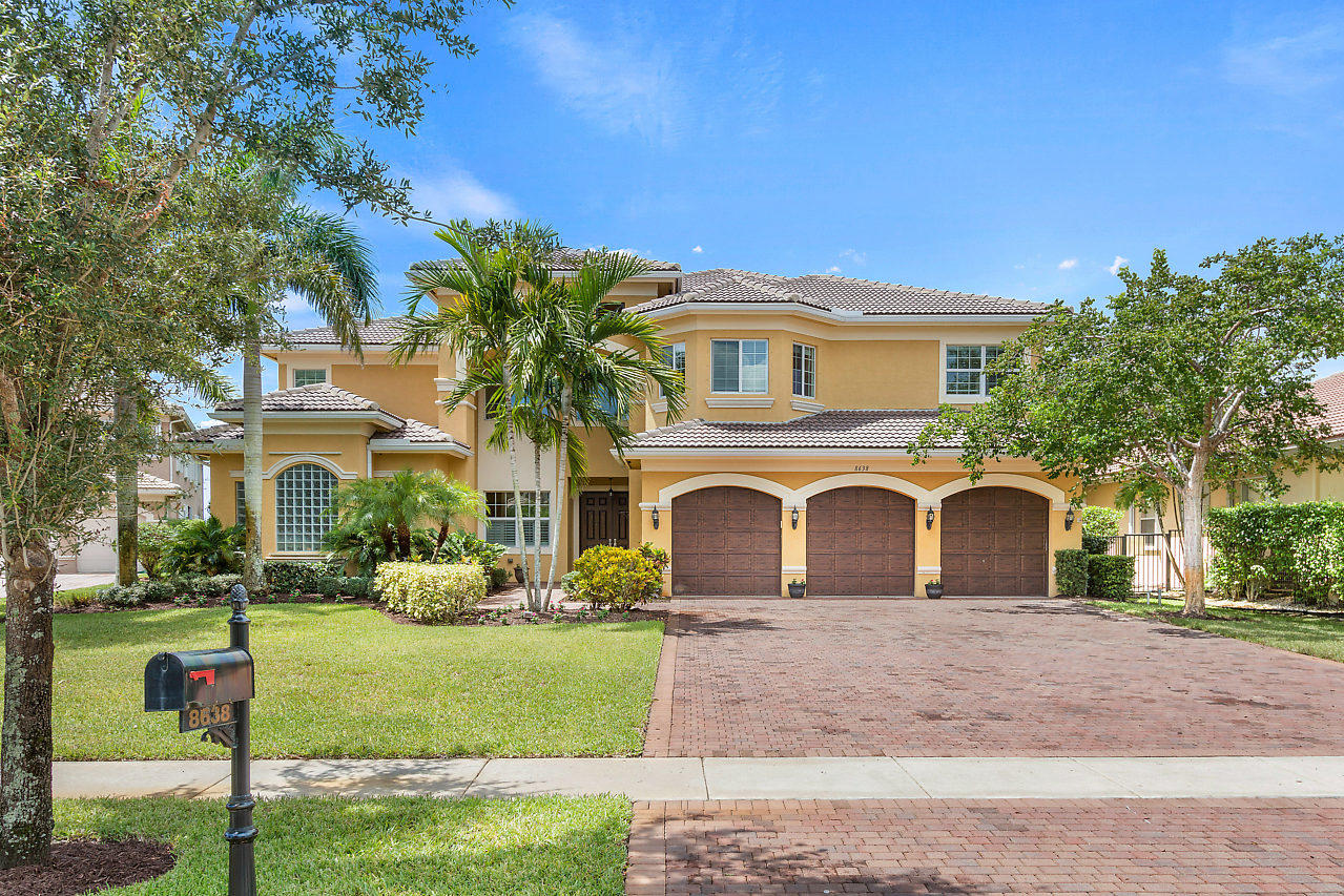 8638 Daystar Ridge Point  Boynton Beach, FL 33473