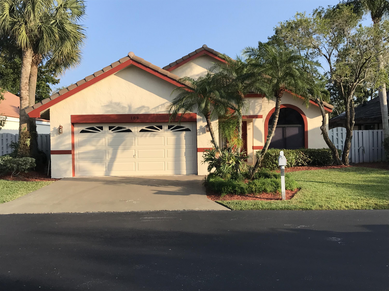 109 Executive Circle Boynton Beach, FL 33436
