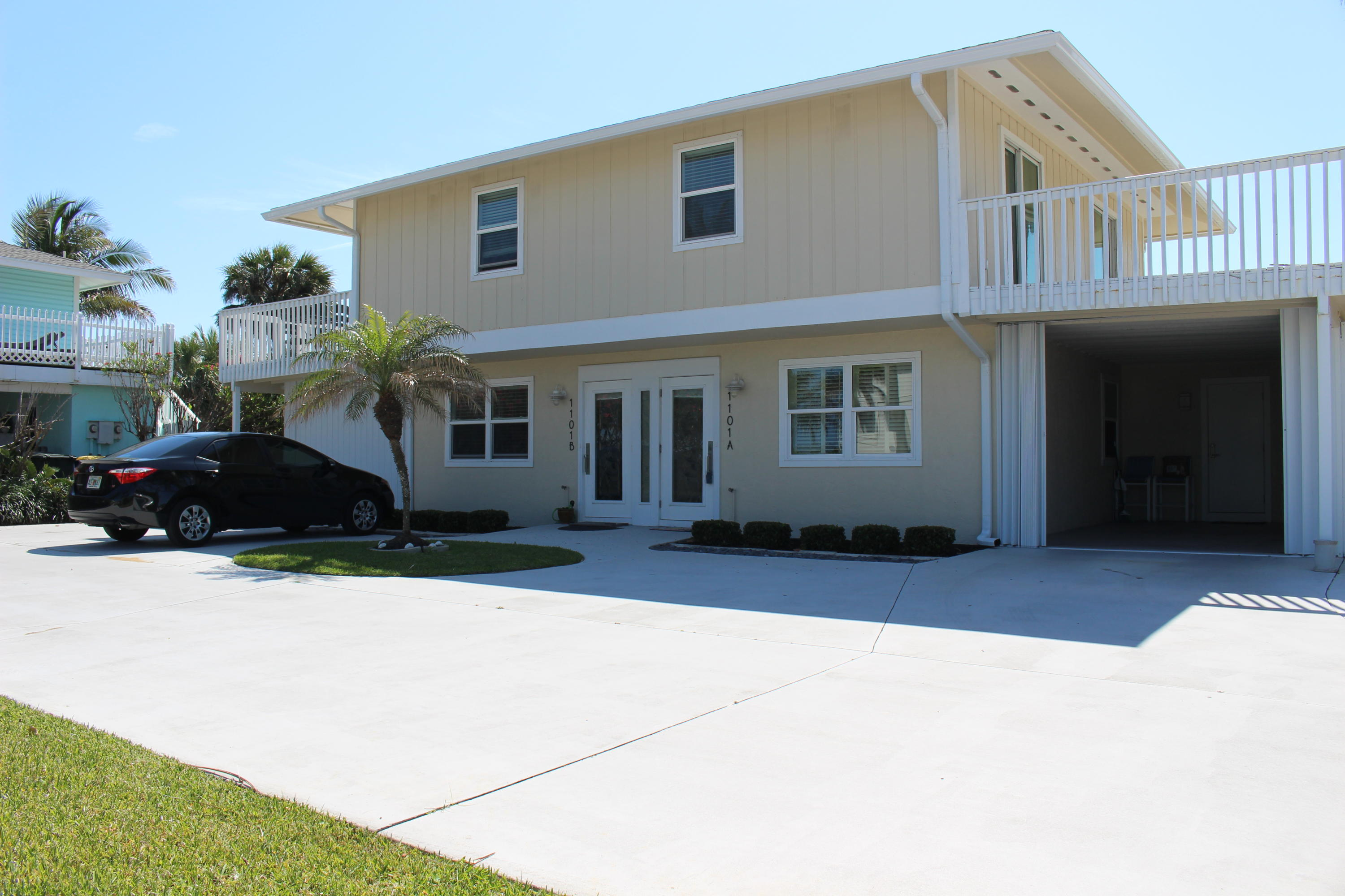 1101 Ocean Drive B, Fort Pierce, Florida 34949, 2 Bedrooms Bedrooms, ,1.1 BathroomsBathrooms,F,Townhouse,Ocean,RX-10520491