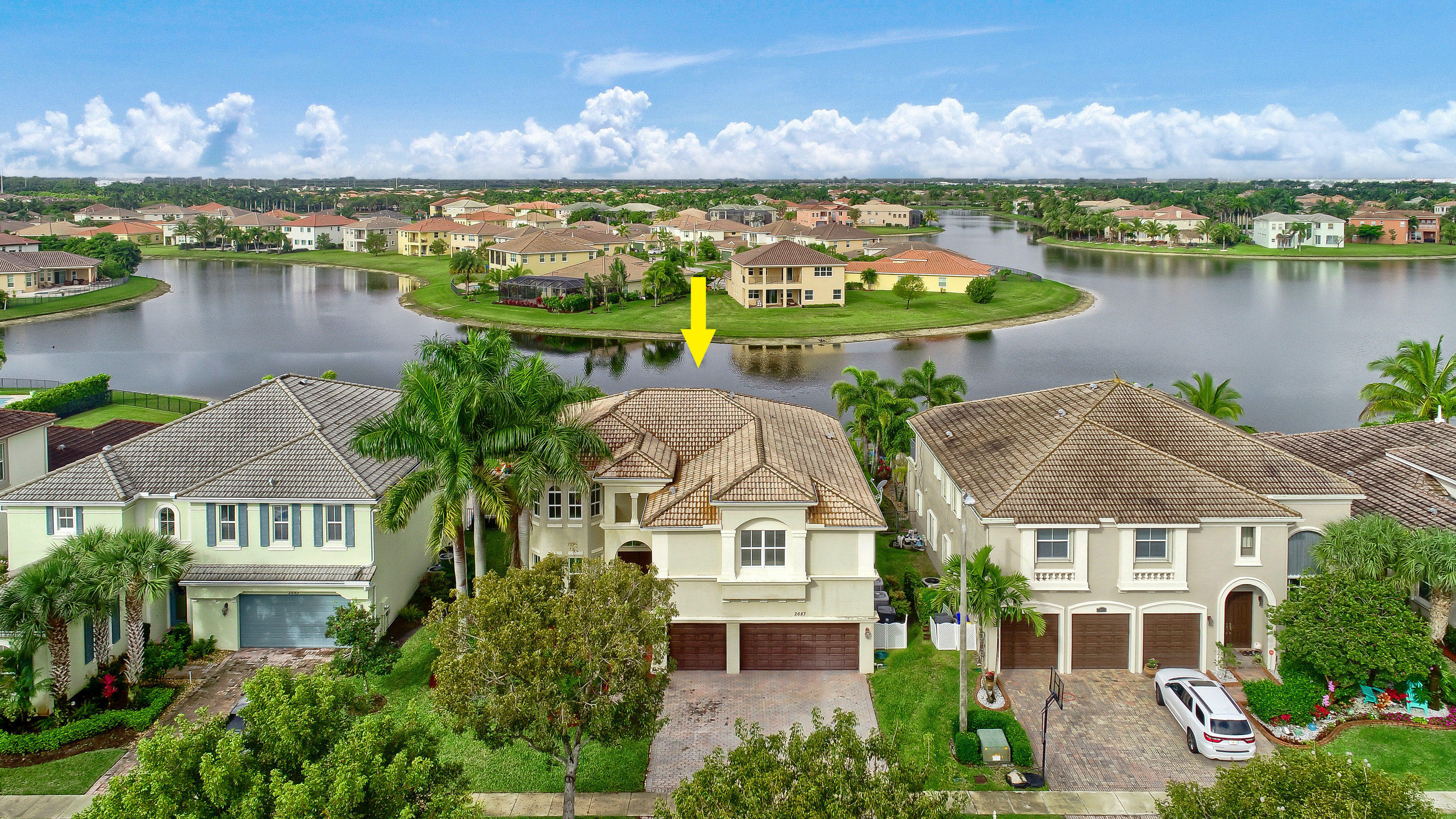 Home for sale in Olmpia Pl 2 Wellington Florida