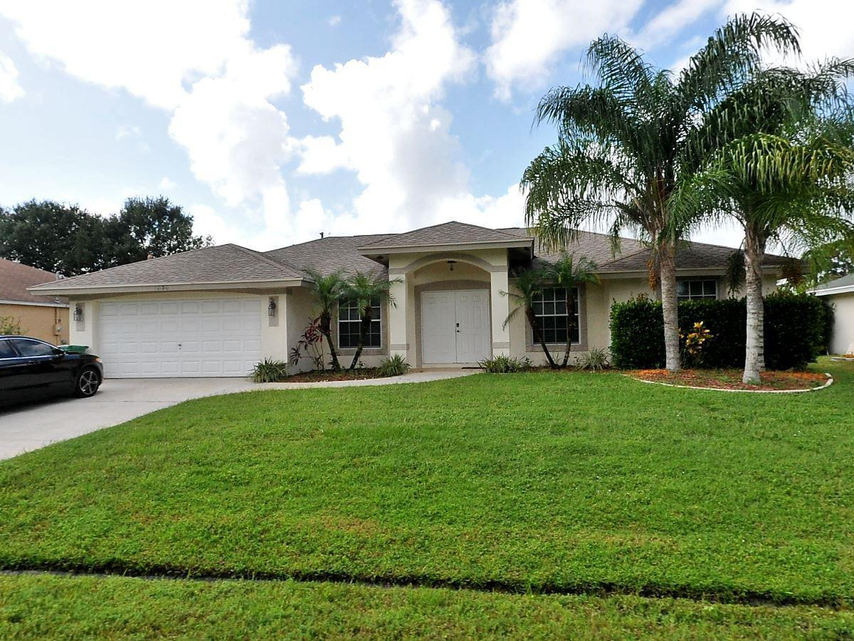 1230 Asturia Avenue, Port Saint Lucie, Florida 34953, 4 Bedrooms Bedrooms, ,2 BathroomsBathrooms,A,Single family,Asturia,RX-10520211