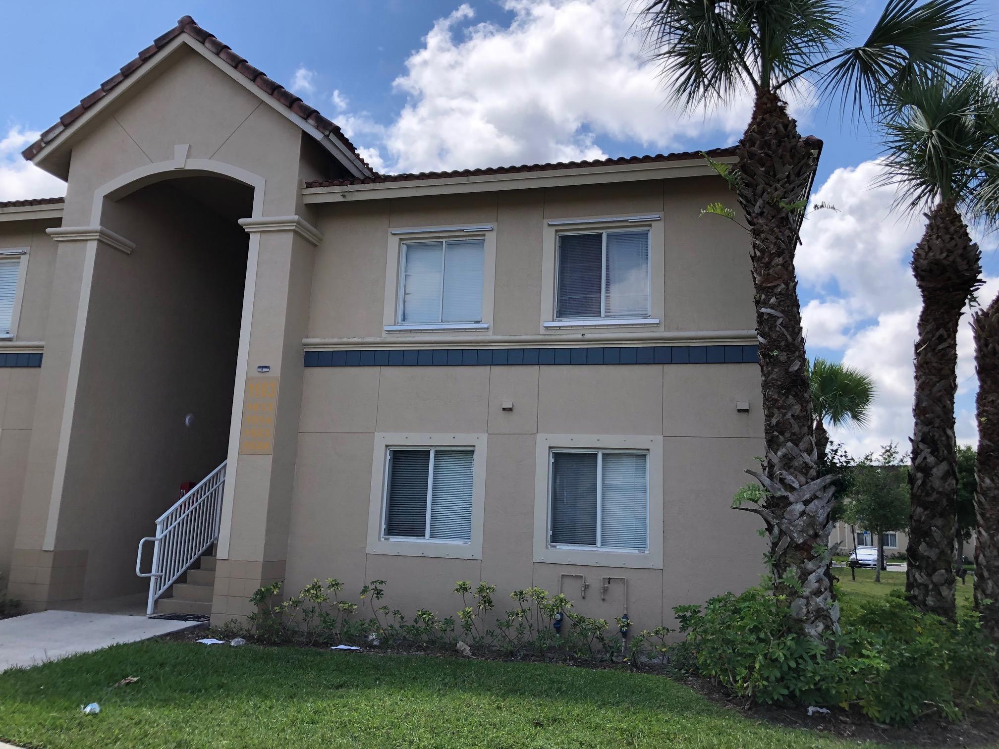 1103 Golden Lakes Boulevard 1014 West Palm Beach, FL 33411