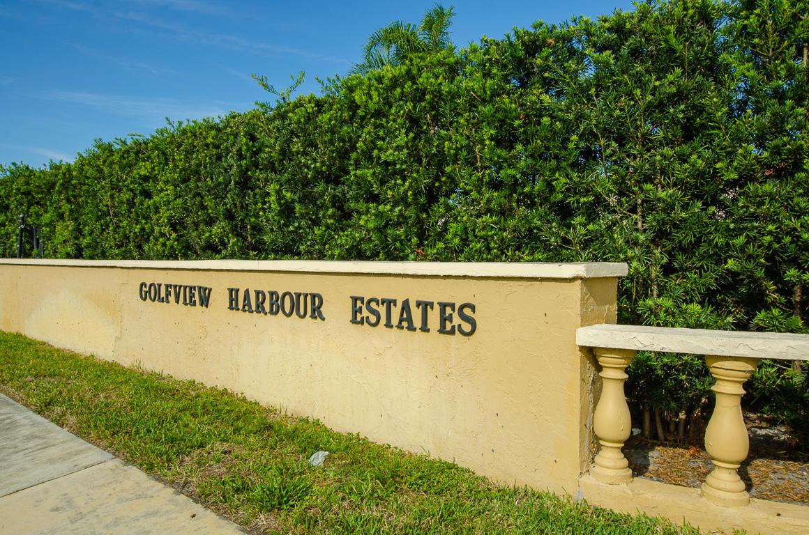 GOLFVIEW HARBOUR BOYNTON BEACH FLORIDA