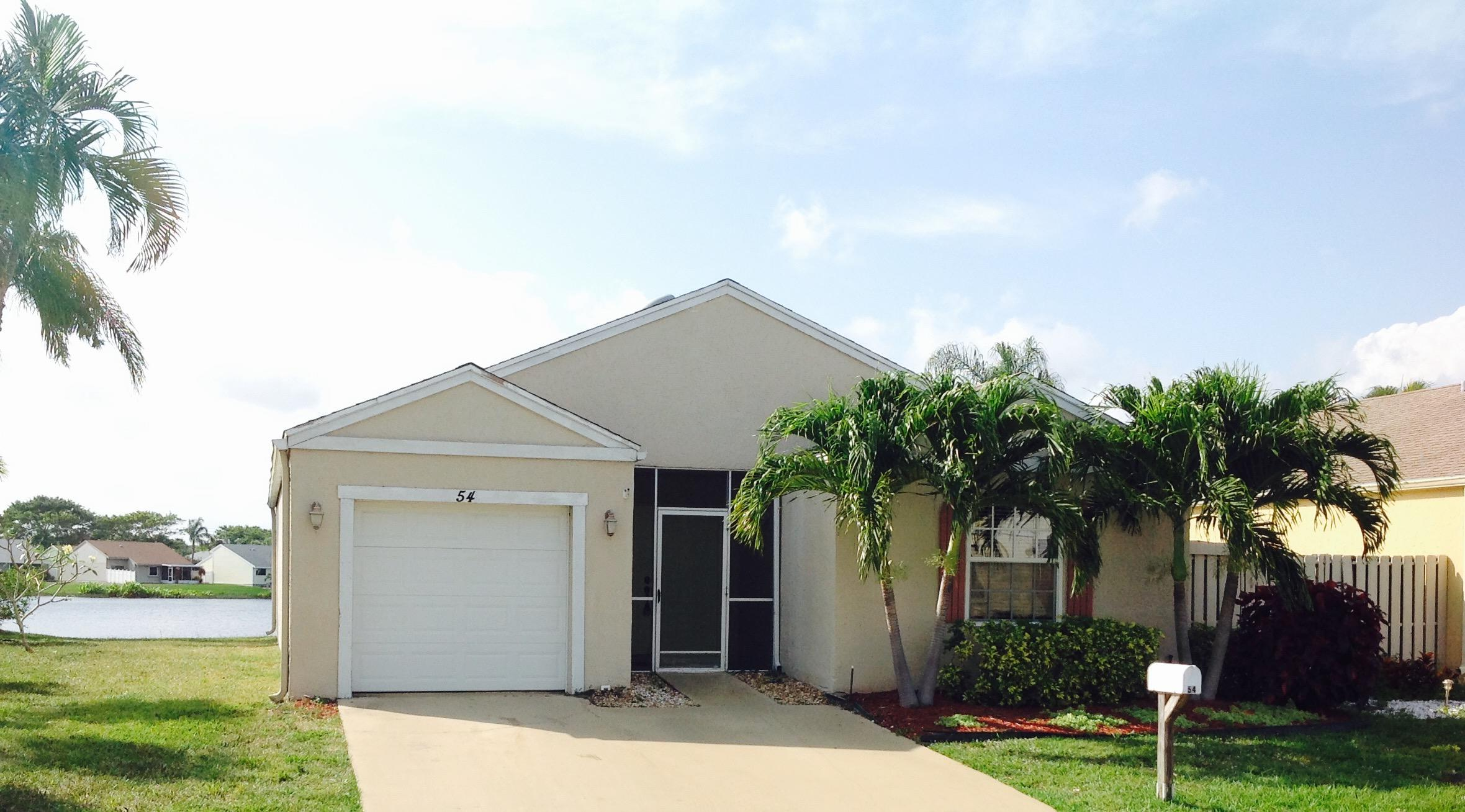 54 Buxton Lane Boynton Beach, FL 33426