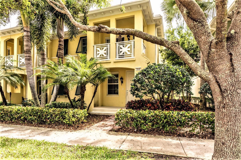 3041 Community Drive, Jupiter, Florida 33458, 3 Bedrooms Bedrooms, ,2.1 BathroomsBathrooms,A,Townhouse,Community,RX-10514935