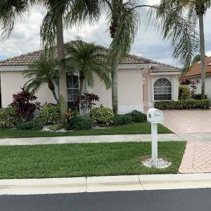 Sawgrass LAKES home 6066 Bay Isles Drive Boynton Beach FL 33437