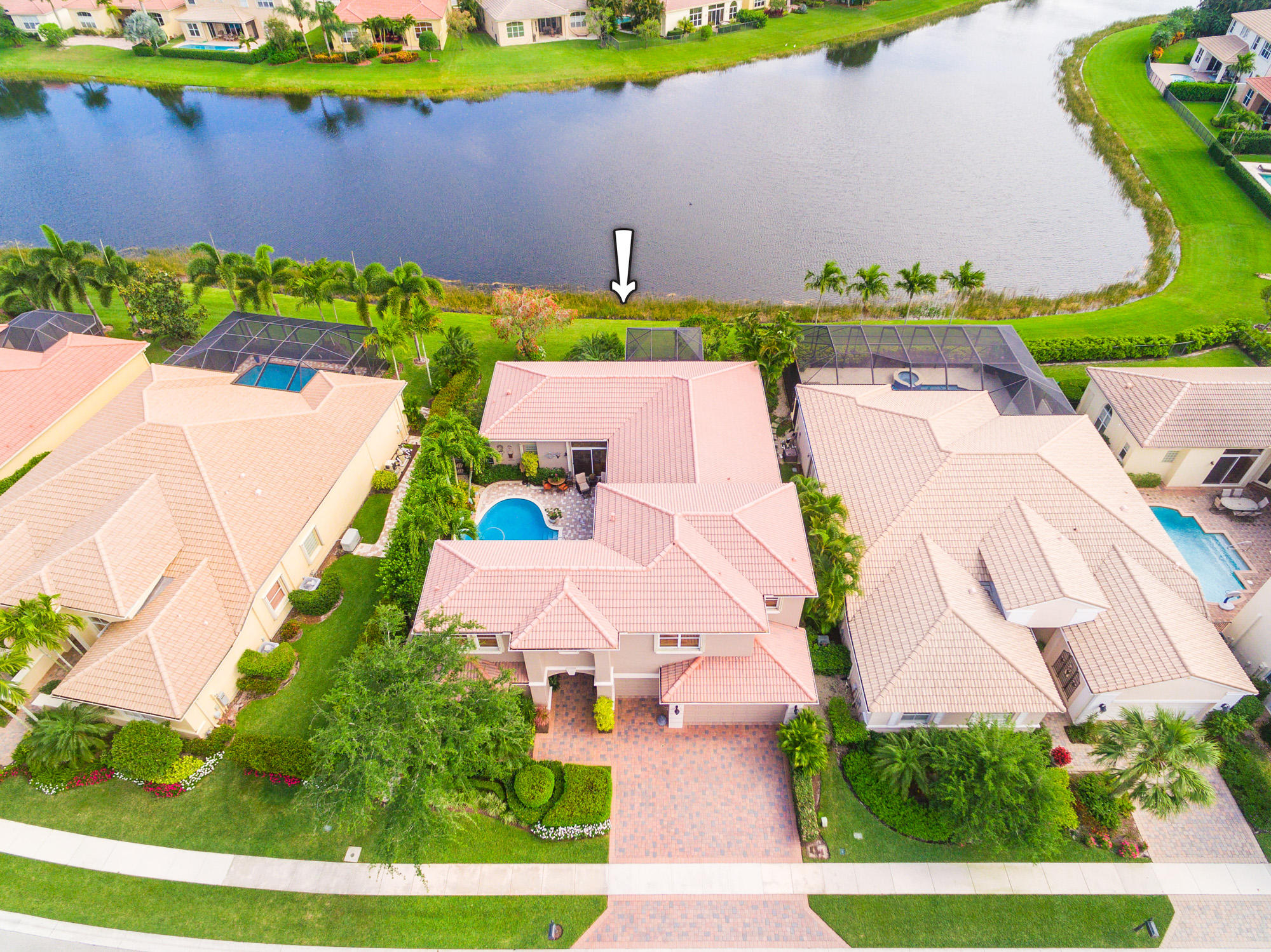 Home for sale in Mirabella Palm Beach Gardens Florida
