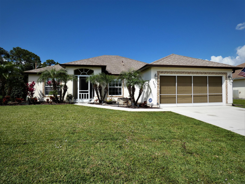 3672 SW Carmody Street - Port St Lucie, Florida