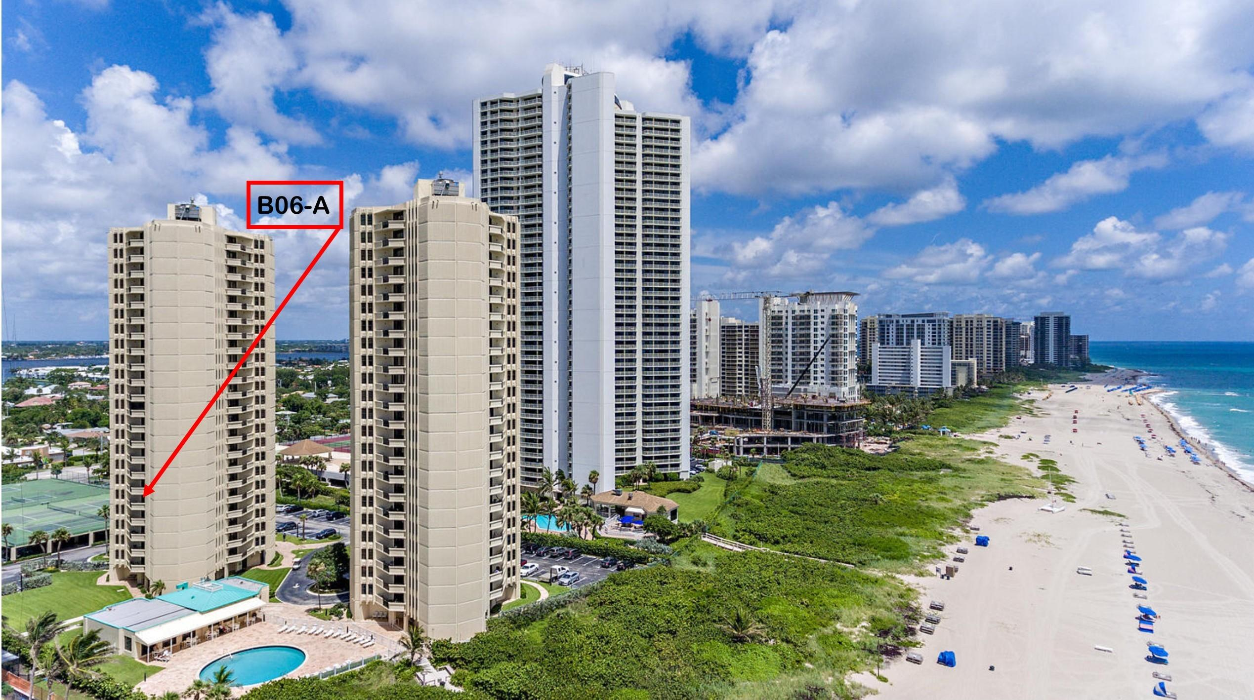 New Home for sale at 2800 Ocean Drive in Singer Island