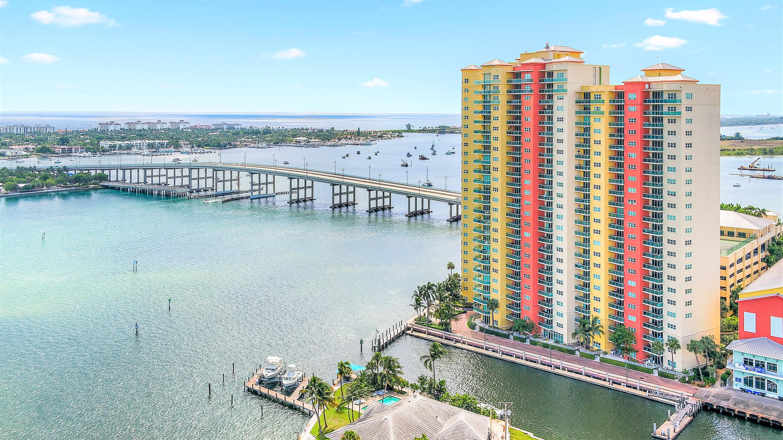 2640 Lake Shore Drive 2509, Riviera Beach, Florida 33404, 2 Bedrooms Bedrooms, ,2 BathroomsBathrooms,F,Condominium,Lake Shore,RX-10521467