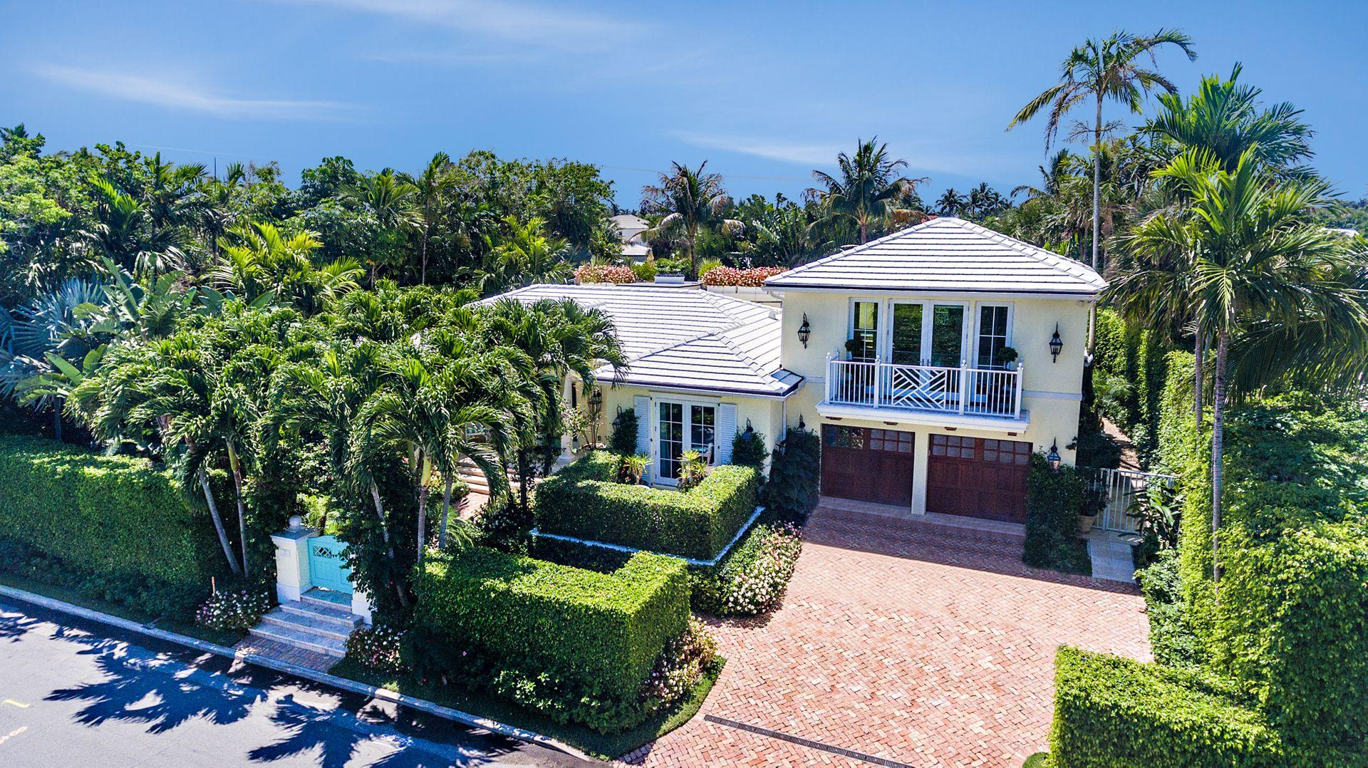 232 Angler Avenue - Palm Beach, Florida