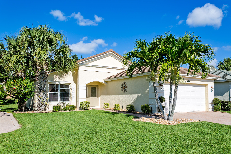485 SW Talquin Lane Saint Lucie West, FL 34986 photo 1
