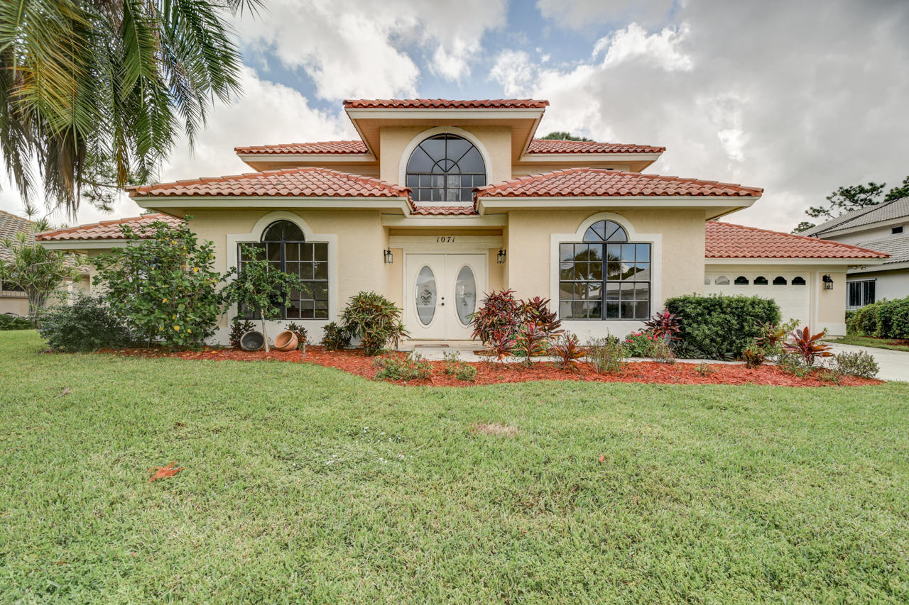 1071 SW Mockingbird Drive, Port Saint Lucie, Florida
