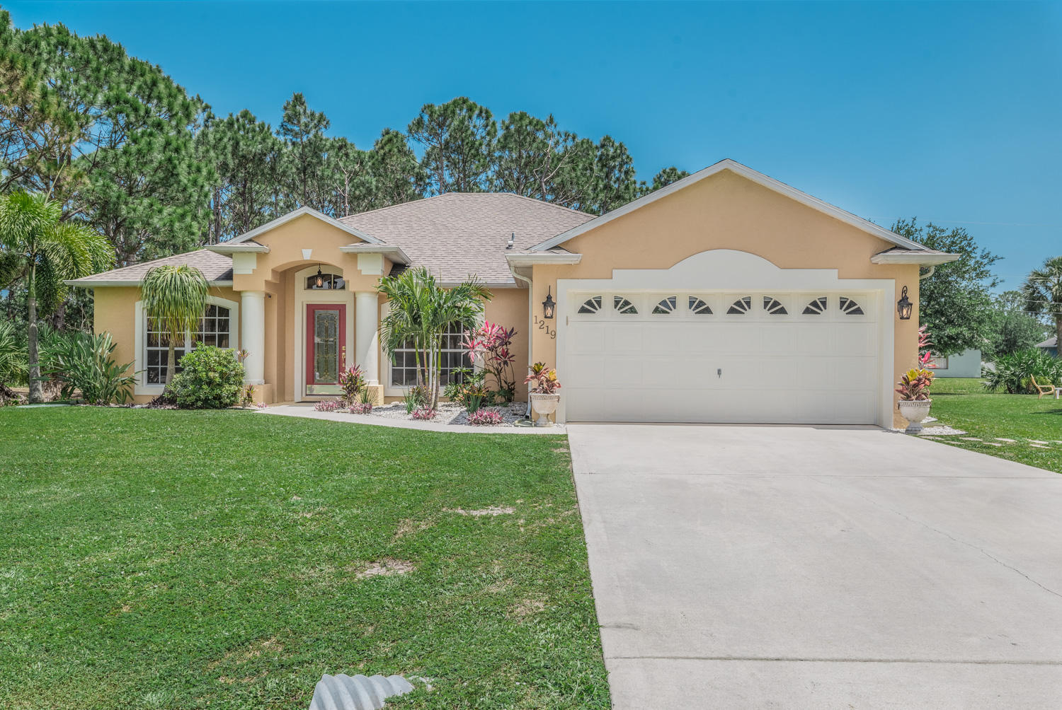 1219 SW Byron Street 34983 - One of Port Saint Lucie Homes for Sale