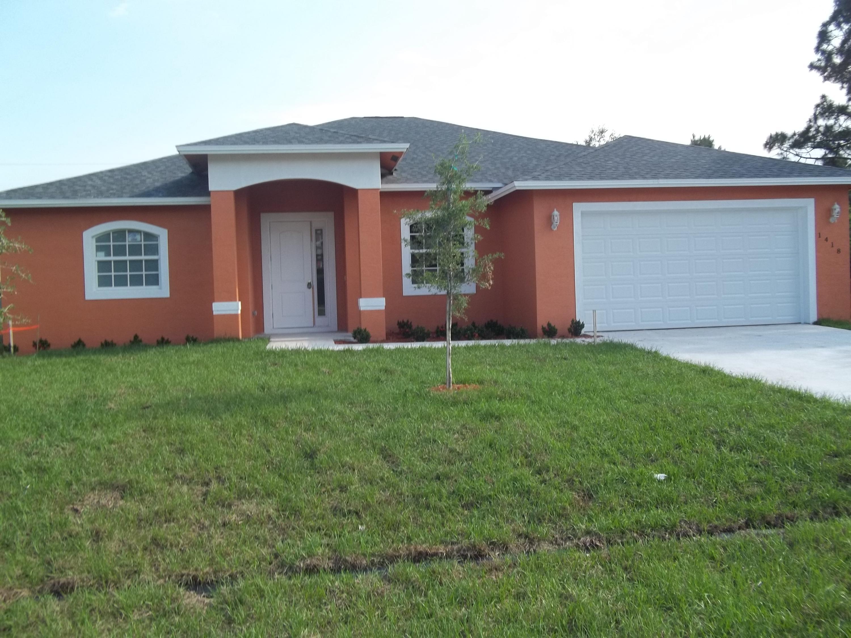 1418 SW Iffla Avenue, Port Saint Lucie, Florida
