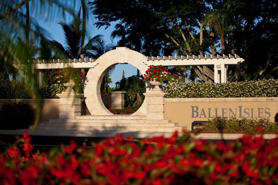 BALLENISLES PALM BEACH GARDENS REAL ESTATE