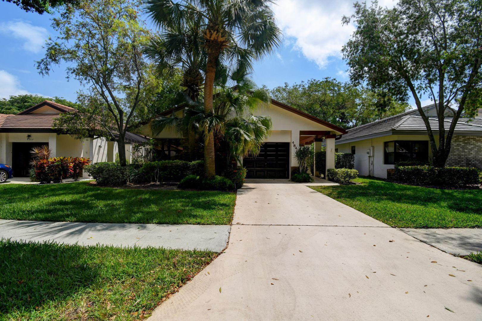 Home for sale in Fairmont Place Boynton Beach Florida