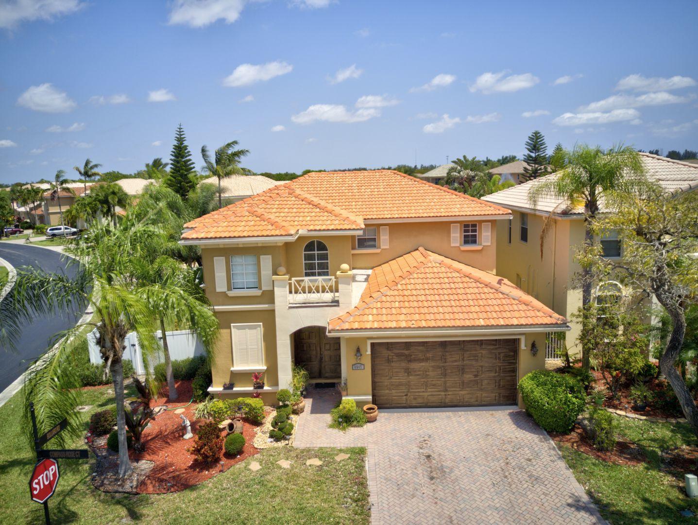 Home for sale in RENAISSANCE SEC 8 West Palm Beach Florida